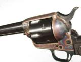 CONSECUTIVE PAIR OF 2ND GENERATION COLT S.A.A. REVOLVERS - 14 of 15