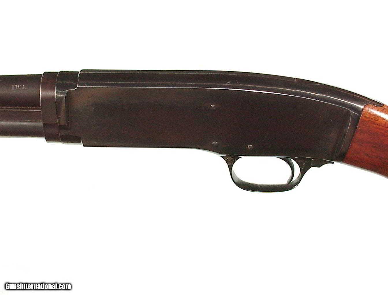 WINCHESTER MODEL 42 PUMP .410 GAUGE SHOTGUN  WINCHESTER MODE...