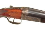 HOFFMAN ARMS CO. DOUBLE RIFLE - 2 of 19