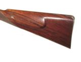 CHARLES LANCASTER {OVAL-BORE} HAMMER DOUBLE RIFLE IN .450 CALIBER - 9 of 13
