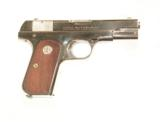 COLT MODEL 1908 NICKEL FINISH AUTO PISTOL IN .380 CALIBER WITH IT'S FACTORY BOX - 2 of 9