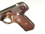 COLT MODEL 1908 NICKEL FINISH AUTO PISTOL IN .380 CALIBER WITH IT'S FACTORY BOX - 9 of 9