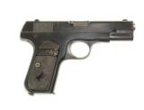 COLT MODEL 1908 HAMMERLESS AUTOMATIC IN .380 CALIBER IN IT'S FACTORY BOX - 2 of 11