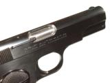 COLT MODEL 1908 HAMMERLESS AUTOMATIC IN .380 CALIBER IN IT'S FACTORY BOX - 3 of 11