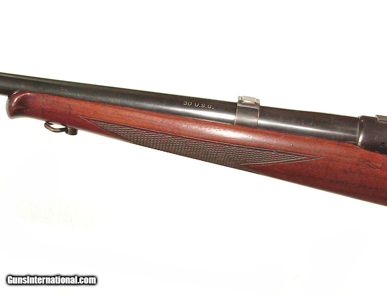 NEWTON ARMS CO  PRE-WAR MODEL 1916 MAUSER ACTION RIFLE