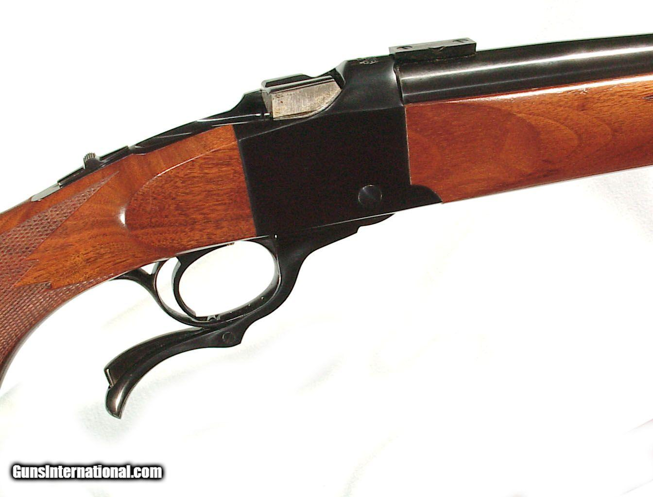 Manufacture dates ruger M77 rifle