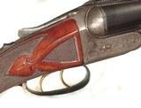 RARE PARKER BROS. AAH {LIVE PIGEON} DOUBLE 12 GAUGE SHOTGUN - 12 of 17