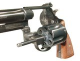 S&W MODEL 28-2 REVOLVER IN .357 MAGNUM CALIBER WITH IT'S FACTORY BOX - 9 of 10