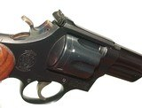 S&W MODEL 28-2 REVOLVER IN .357 MAGNUM CALIBER WITH IT'S FACTORY BOX - 7 of 10