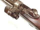 U.S. JOSLYN 2ND MODEL (1864) BREECHLOADING CIVIL WAR CARBINE - 8 of 12