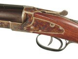 L.C. SMITH 20 GAUGE FIELD GRADE FEATHERWEIGHT EJECTOR DOUBLE SHOTGUN - 3 of 11