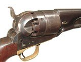 COLT U.S. MODEL 1860(4 SCREW) CIVIL WAR ARMY REVOLVER - 9 of 20