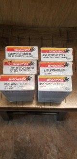 Winchester 358 Silvertip