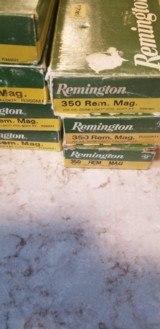 Remington 350 Rem Magnum