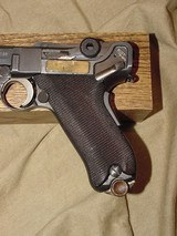 DWM 1928/29 Dutch Contract Luger – Very Fine - 5 of 11