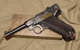 DWM 1928/29 Dutch Contract Luger – Very Fine - 10 of 11