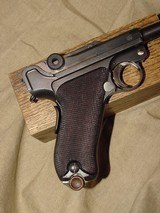 DWM 1928/29 Dutch Contract Luger – Very Fine - 6 of 11