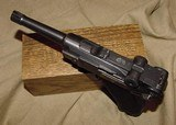 DWM 1928/29 Dutch Contract Luger – Very Fine - 1 of 11