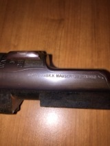 "Miller & Val Greiss, Model K Mauser ""Kurz"" Oberndorf action, 8x51 - 12 of 15"