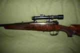 "Miller & Val Greiss, Model K Mauser ""Kurz"" Oberndorf action, 8x51 - 4 of 15"