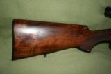 "Miller & Val Greiss, Model K Mauser ""Kurz"" Oberndorf action, 8x51 - 3 of 15"