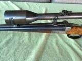 """Kirsten-Verschluss """"Marke Luchs"""", Boxlock Double Rifle Cal. 9.3x74R - 2 of 14"""