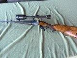 """Kirsten-Verschluss """"Marke Luchs"""", Boxlock Double Rifle Cal. 9.3x74R"""