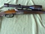 """Kirsten-Verschluss """"Marke Luchs"""", Boxlock Double Rifle Cal. 9.3x74R - 4 of 14"""
