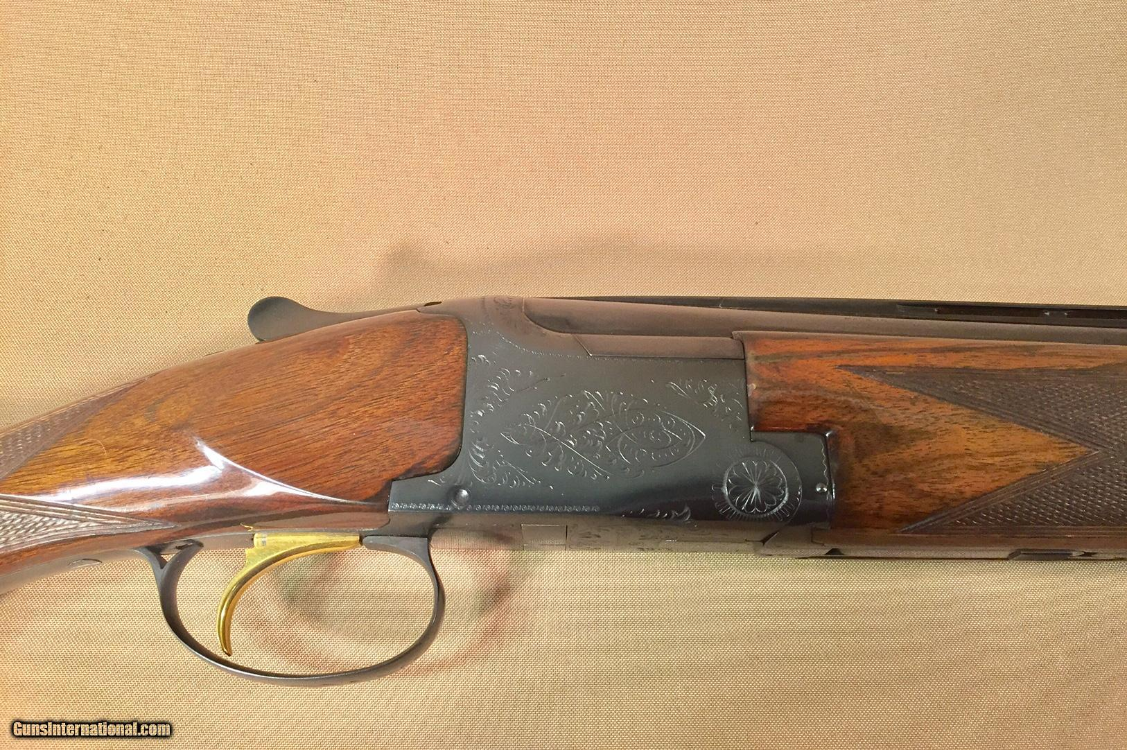 Browning Superposed Field 12 gauge