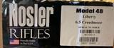 Nosler Model 48 Liberty 6.5 Creedmoor - 2 of 2