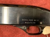 "Winchester 1400 MK II 20g 28"" - 5 of 8"