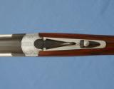 S O L D - - - BERETTA - RARE - Special Order - S56E - 20ga - 2 Barrel Set - SST - Ejectors - Hand Engraved- 8 of 10