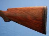 S O L D - - - BERETTA - SO2 - 27-1/2 Bbls - IC / LM - Double Triggers - Hand Built Sidelock Gun - 11 of 11