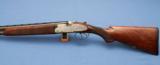 S O L D - - - BERETTA - SO2 - 27-1/2 Bbls - IC / LM - Double Triggers - Hand Built Sidelock Gun - 5 of 11