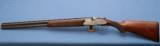 S O L D - - - BERETTA - SO2 - 27-1/2 Bbls - IC / LM - Double Triggers - Hand Built Sidelock Gun - 7 of 11