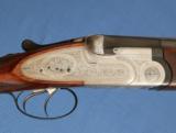 S O L D - - - BERETTA - SO2 - 27-1/2 Bbls - IC / LM - Double Triggers - Hand Built Sidelock Gun - 4 of 11