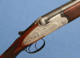 S O L D - - - BERETTA - SO2 - 27-1/2 Bbls - IC / LM - Double Triggers - Hand Built Sidelock Gun - 2 of 11