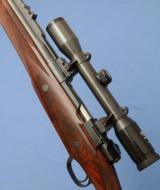 Maurice Ottmar - Custom - Mauser Action - .375-.338 Win - Kahles Scope