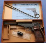 RARE - Manurhin Walther - PP Sport .22LR - Mark II - As New in Original Box!