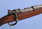 August Schuler - Model 34 - Mauser Action - 11.2 x 72 Schuler