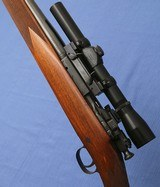 Hal Hartley Stocked – Custom by H.W. Creighton - Springfield 1903 Action - .375-338