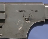 HIGH STANDARD - U.S.A. Model H-D - Early Blue Finish & Martial Marked !