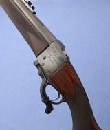 """Westley Richards & Co. """"New Underlever"""" - Sliding Block Action - Single Rifle - 500 3"""" Nitro Express - 1 of 13"""