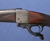 """Westley Richards & Co. """"New Underlever"""" - Sliding Block Action - Single Rifle - 500 3"""" Nitro Express - 3 of 13"""