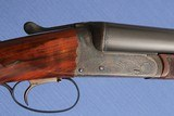 "S O L D - - - Griffin & Howe by J&W Tolley - BLE - 2"" Chamber - 12ga - Cased ! - 4 of 20"
