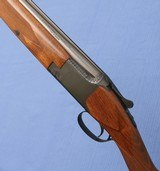 S O L D - - - BROWNING Superposed - Superlight - Solid Rib - 12ga - MINT As New in Original Box!