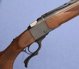 RUGER - No.1S - .475 Linebaugh - NIB - Nice Wood !