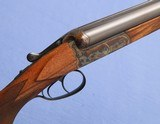 "C.F. Triebel - Buhag - Model A1E - BLE - 16ga, 28"" - - Merkel 47E - Sauer Royal - 2 of 12"