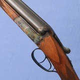 "C.F. Triebel - Buhag - Model A1E - BLE - 16ga, 28"" - - Merkel 47E - Sauer Royal - 1 of 12"