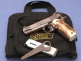 Republic Forge - Patriot - Custom 1911 - Mammoth Ivory Grips - 1 of 5